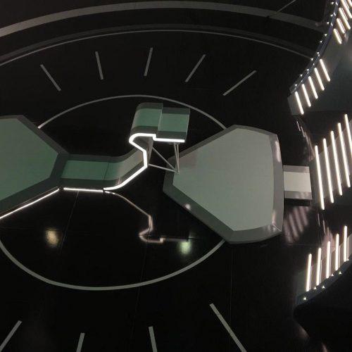 Escenografía para debate-Colorkreis-ELECCIONES VALENCIANAS 2019