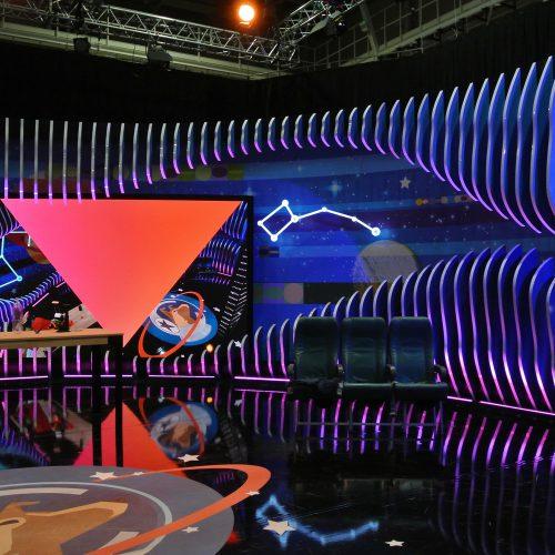 Escenografía TV-Colorkreis-ORBITA LAIKA_K2000-01