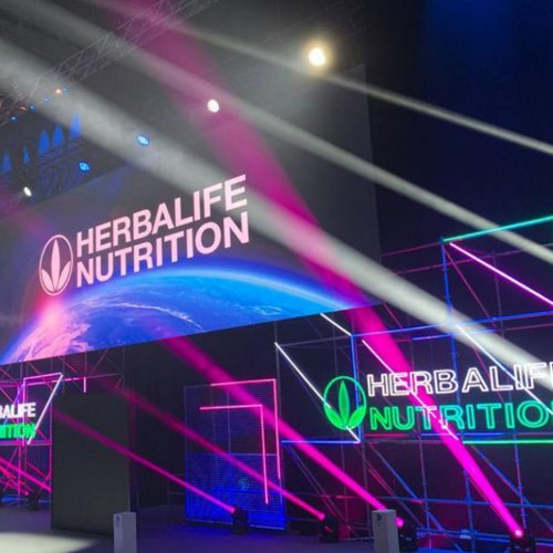 Evento con escenario para HERBALIFE 02-2020-Colorkreis-01