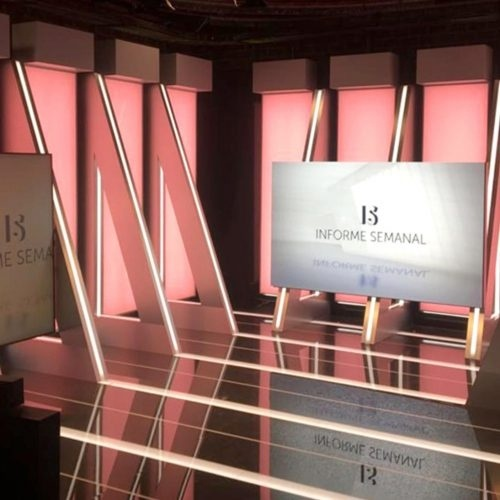 Fabricacion Decorado tv_Informe Semanal-RTVE